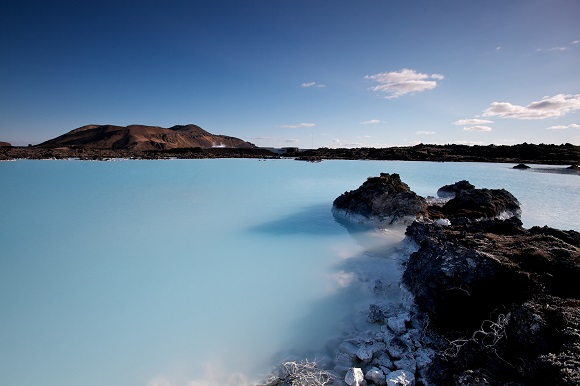 Geothermal water in Iceland