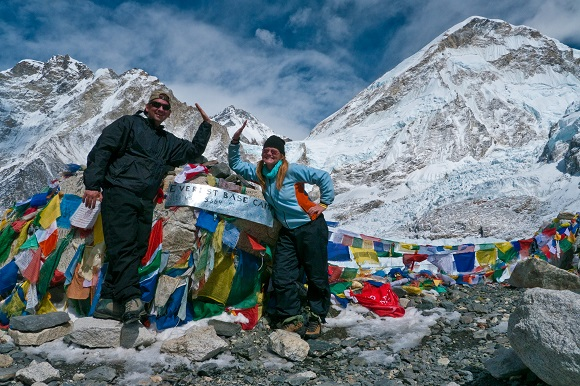 Planet D mount everest base camp
