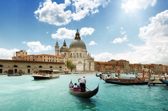 Venice gondola Italy