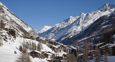 The Best Ski Resort In The Alps Is in Switzerland
