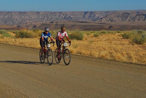 Planet D Tour Afrique cycling