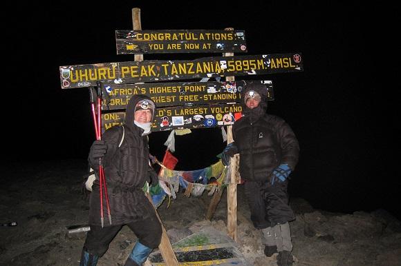 Planet D adventure mount kilimanjaro