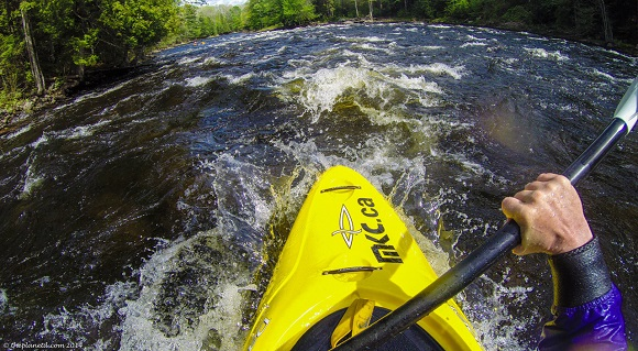 Planet D adventure whitewater kayaking