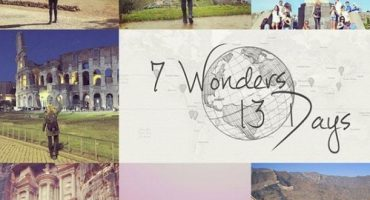 After Beating Cancer, Megan Sullivan Decided To See All 7 Wonders Of The World In 13 Days