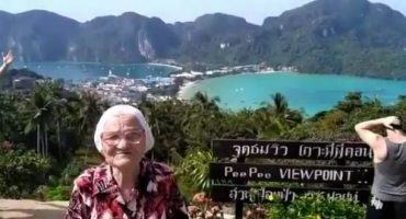 This 89 Year Old Russian Grandmother Is Traveling The World