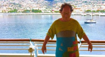 This Man Knits Jumpers Depicting The Places He Visits