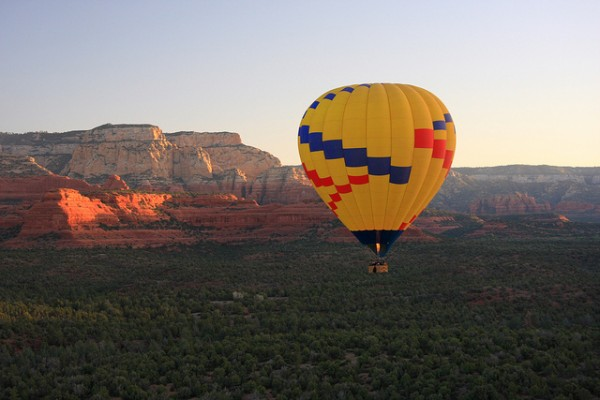 Arizona balloon