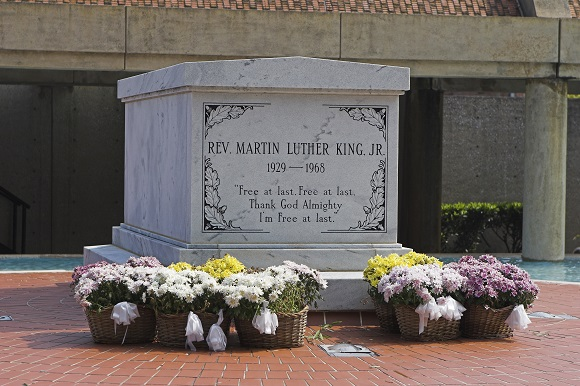 Martin Luther King Jr Historic Site