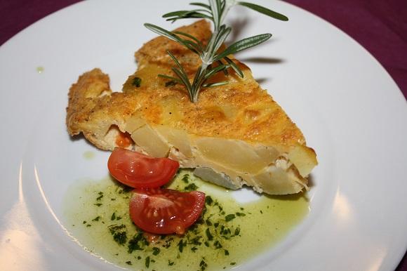 Spanish tortilla Barcelona