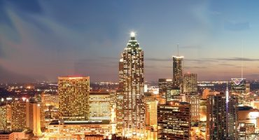 Top 5 Rooftop Bars in Atlanta
