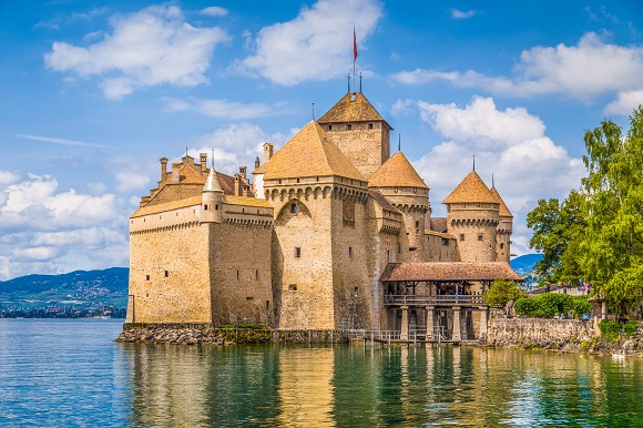 Château de Chillon, France