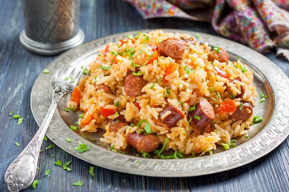 Charleston rice dish