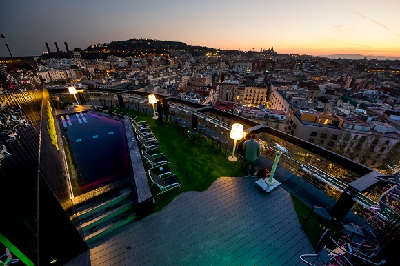 Top 5 Rooftop Bars In Barcelona Traveler S Edition