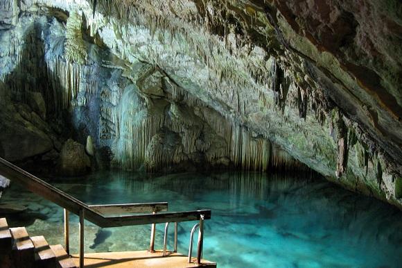 Cave in Bermuda