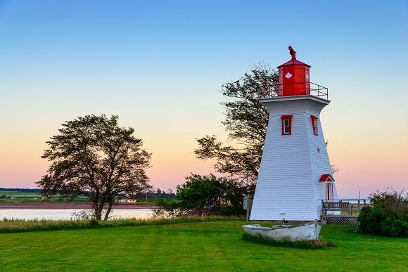 Covehead Lighthouse, Prince Edward Island