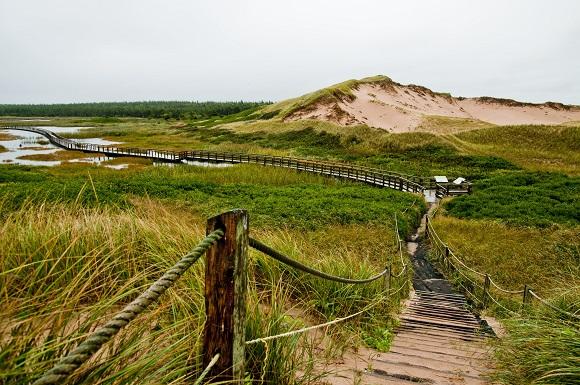Greenwich Dunes, Prince Edward Island