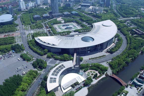 Science and Technology Museum, Shanghai