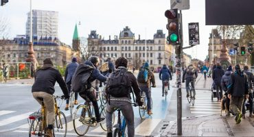 The World's Most Bike Friendly Cities Have Been Revealed