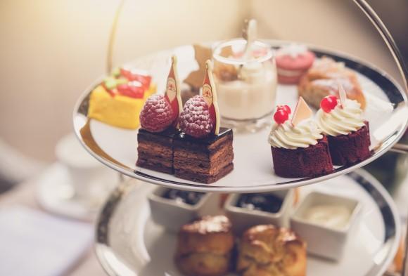 London - Afternoon tea