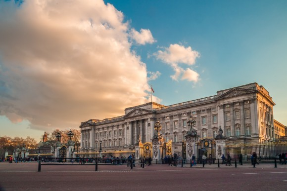 London- Buckingham Palace