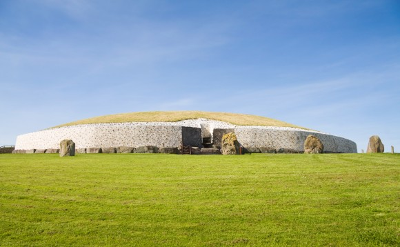 Ireland mound