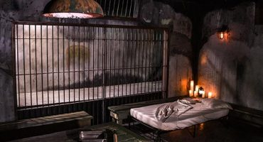 The Ultimate Spook: Spend Halloween Night In 'Alcatraz!'