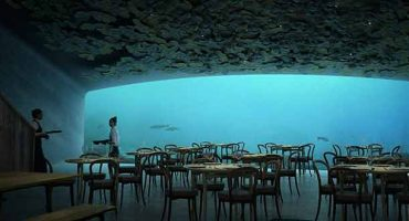Under The Sea: Europe's First Underwater Restaurant To Open In Norway