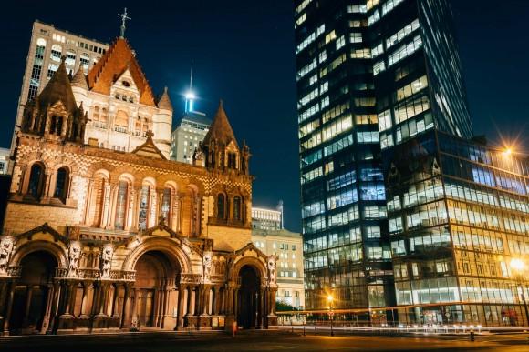 Boston-church