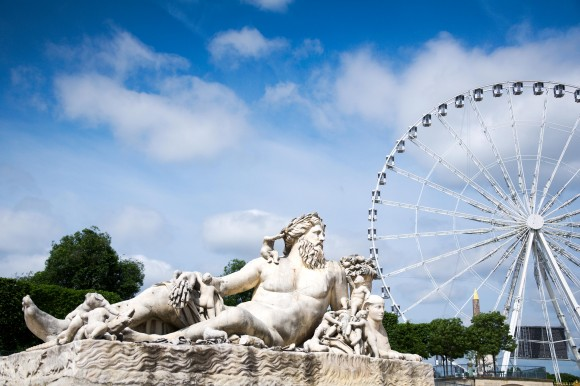 Paris-gardens