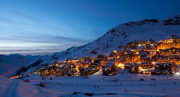 Val Thorens In France Named Best Ski Resort In The World
