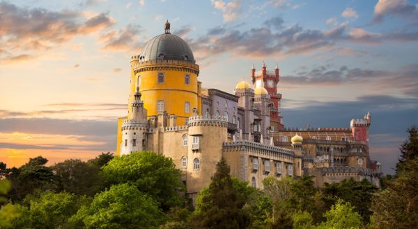 best thing to do in lisbon and around: Sintra