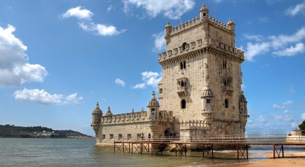 photo of the belem tower